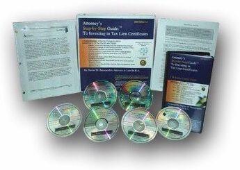 Tax Lien Certificate Deed Course