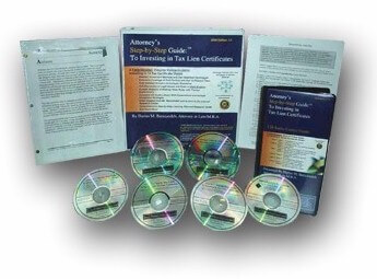 Tax Lien Certificate Deed Course