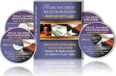 Texas Deed Sale Course